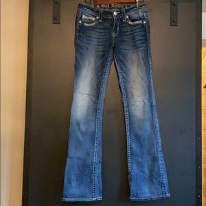 Rock Revival Etty Boot Cut jeans